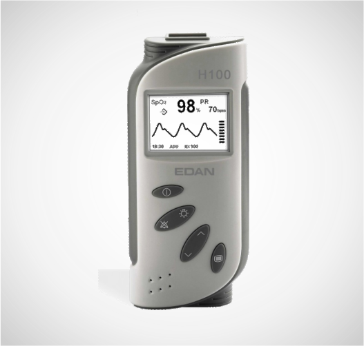 Pulsoximetro EDAN H100