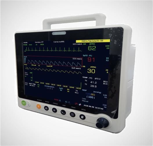 Monitor Multiparametros PM6000